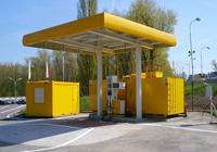 Výstavba čerpacích stanic
