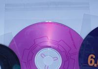 Sáčky pro balení cd