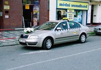 Taxi služby v praze