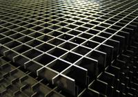 Ocelové podlahové rošty