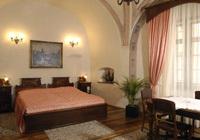 Luxusní hotel v historické praze