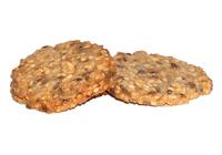 Celozrnné cereální sušenky