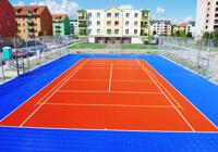 Výstavba sportovišť