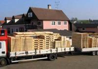 Exportní balení zboží