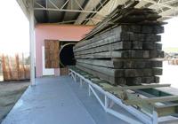Tlaková impregnace dřeva