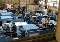 Vstřikovací stroje na plasty