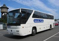 Přeprava osob autobusy v praze