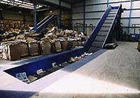 Zařízení na recyklaci odpadů