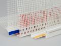 Plastové stavební profily