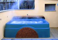 Masážní vířivé bazény