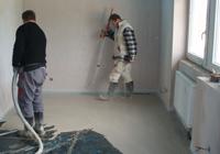 Anhydritové podlahy